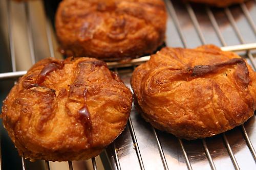 Kouign amann at La Pâtisserie