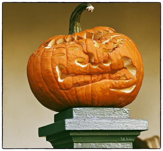 Pumpkin Head