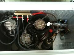 Keg freezer / Kegerator