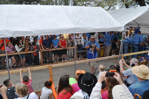 LaBelle Rotary Club Hosted 20th Anniversary of Armadillo Races during the 2012 LaBelle Swamp Cabbage Festival, LaBelle, Fla., Feb. 25, 2012