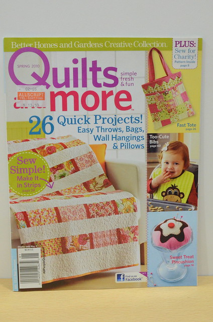 Quilts and more: Spring 2010