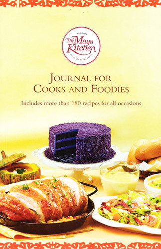 Maya Food Journal