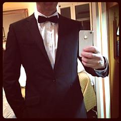dressed up