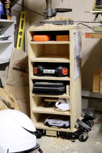 Design - Benchtop Drillpress cabinet - accessory storage ...