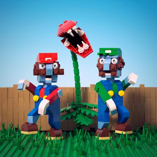 Plants vs Plumblers!