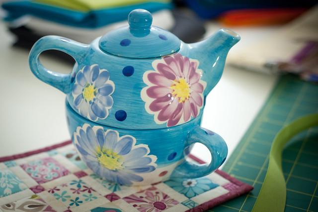 Teapot!