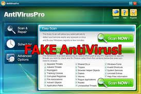 Fake Antivirus Removal