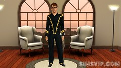 Singer Career Outfit (Level 2 and 3) Male