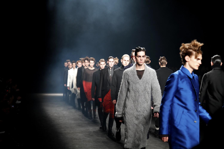 Tuukka13 - 2012_01_21 Ann Demeulemeester - Mens FW 2012 Collection Show, Paris Mens Fashion Week - 29