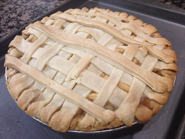 Apple Pies for Pi Day!