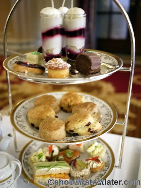 Afternoon Tea at The Willard InterContinental Hotel-11