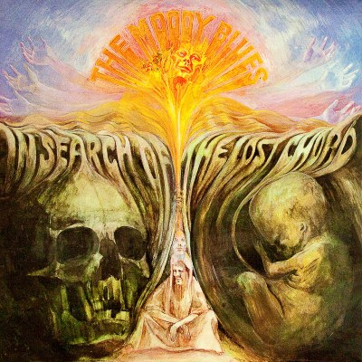 The Moody Blues   LP Cover Art