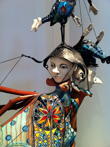 Robin & John Gumaelius at Patricia Rovzar Gallery in Seattle