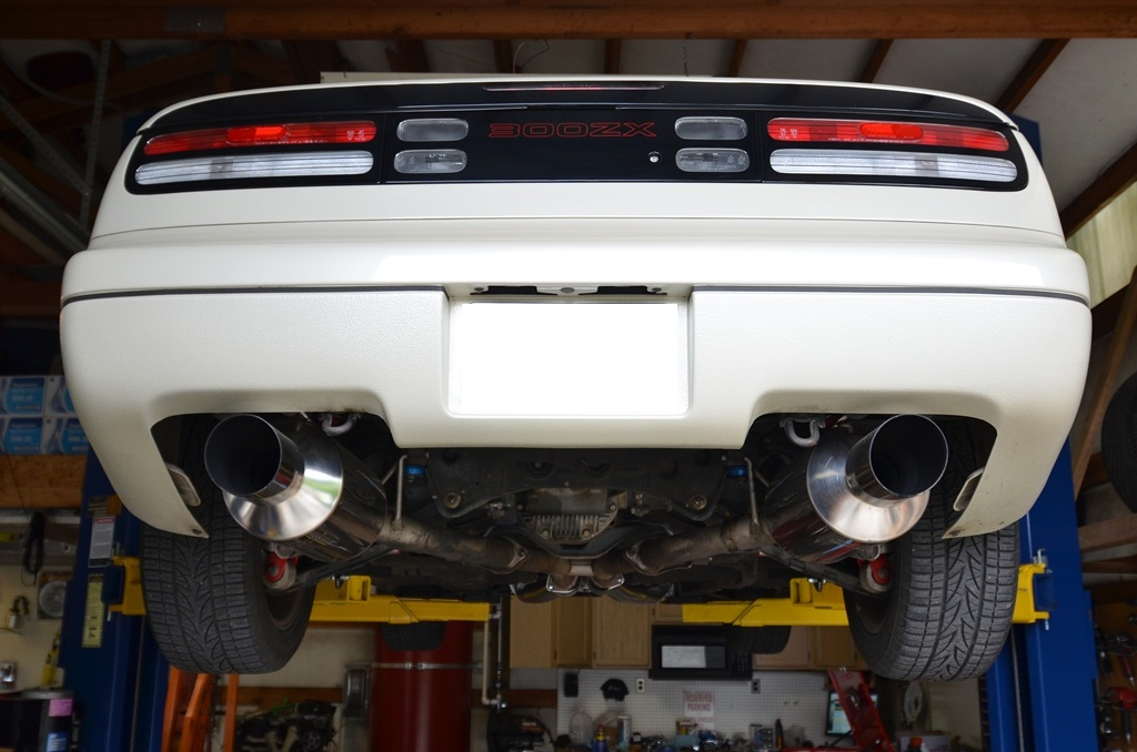 TwinTurboNET Nissan 300ZX forum - Out with the old (and fuel