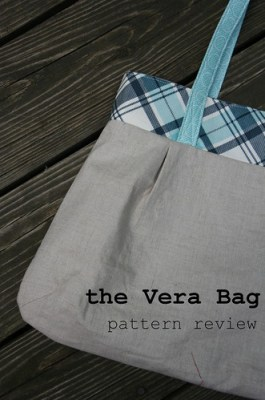 Vera Bag pattern review