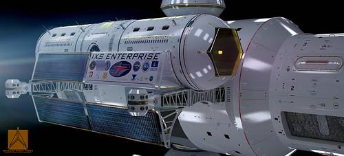 IXS Enterprise (Work in Progress)
