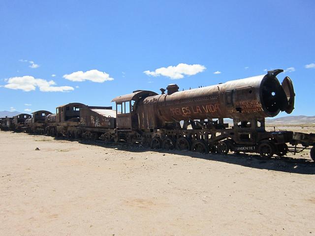 Salt Flats in Bolivia-1