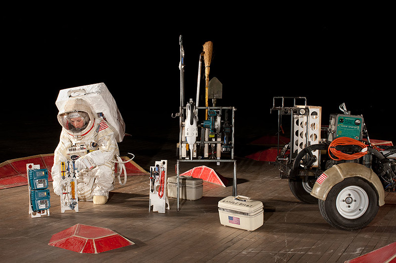 TOM SACHS SPACE PROGRAM - MARS - 1