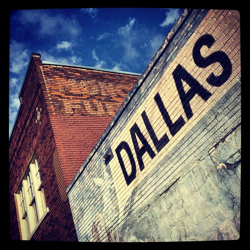 7381065318 d414c50227 Dallas Texas Text Brick Wall Deep Ellum IMG 8183