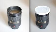 18-200 mm Nikon VR lens cap