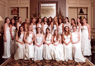 NCL Senior Presentation Photo 2012