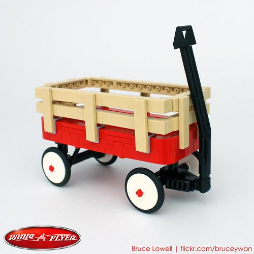 Radio Flyer Trav-Ler Wagon