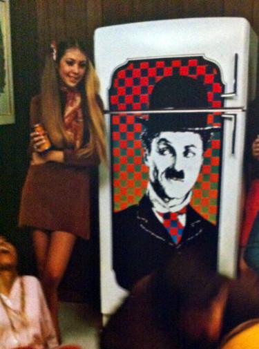Chaplin fridge