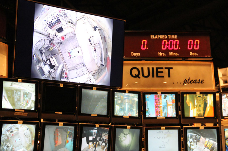 Tom Sachs Space Program Mars - NASA Intelligence Center - Photo Designboom -