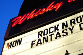 2012 Rock n Roll Fantasy Camp