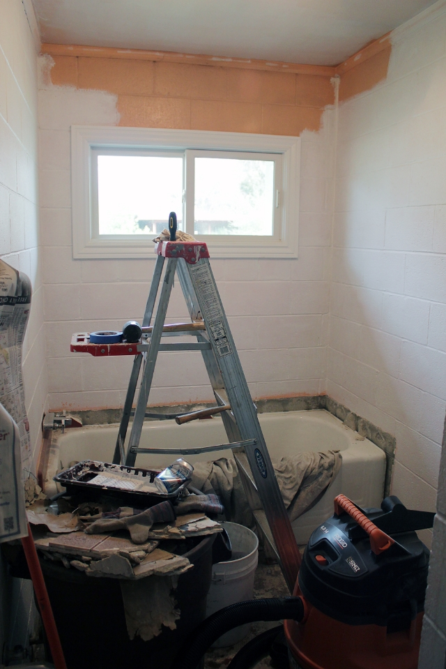 Prison Bathroom Reno