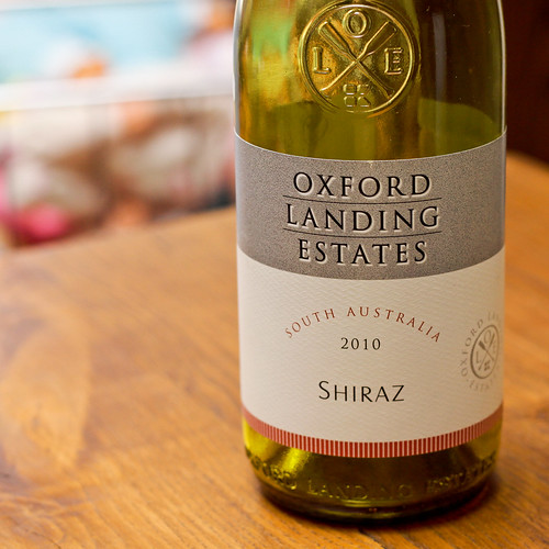 Oxford Landing Estates Shiraz 2010