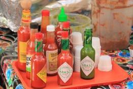 Hot Sauce, Portland Farmers Market