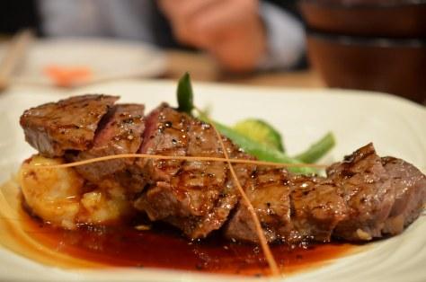 Masuya Wagyu steak