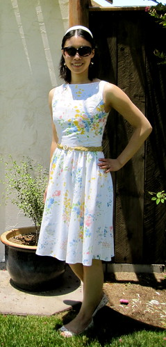Sewing With Thrifted Sheets Cation Designs Guest Post