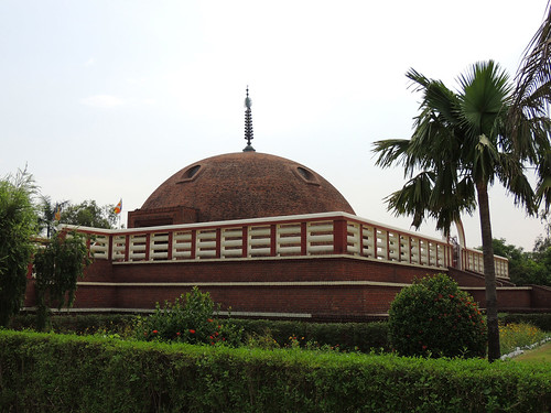 Japanese Buddhist Temple , Kushinagar, India