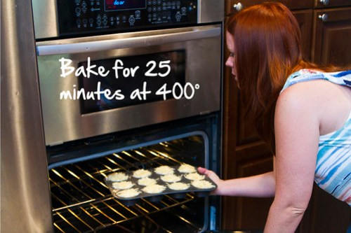 bake at 400 for 25 minutes