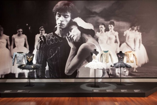 Rudolf Nureyev: A Life in Dance opening gala reception