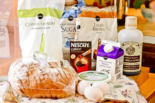Tiramisu Bread Pudding11
