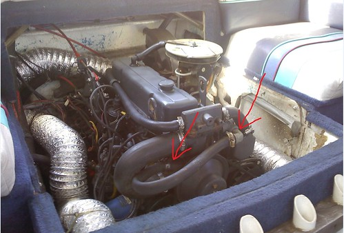 Boat Engine Heater Facias