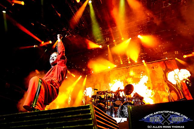 Slipknot Live 2012