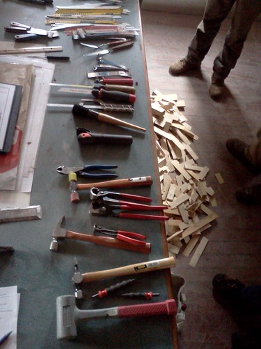 Tools for Dismantling