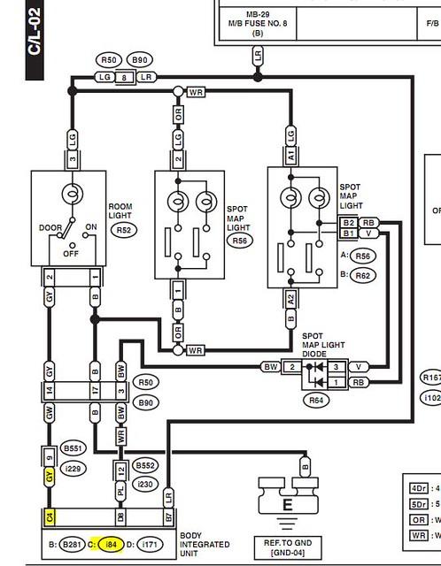 Wrx Light Wiring Diagram Wiring Diagram