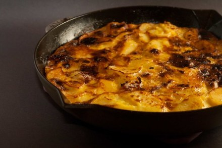Tortilla Espanola (Spanish Omelet) (2 of 3)