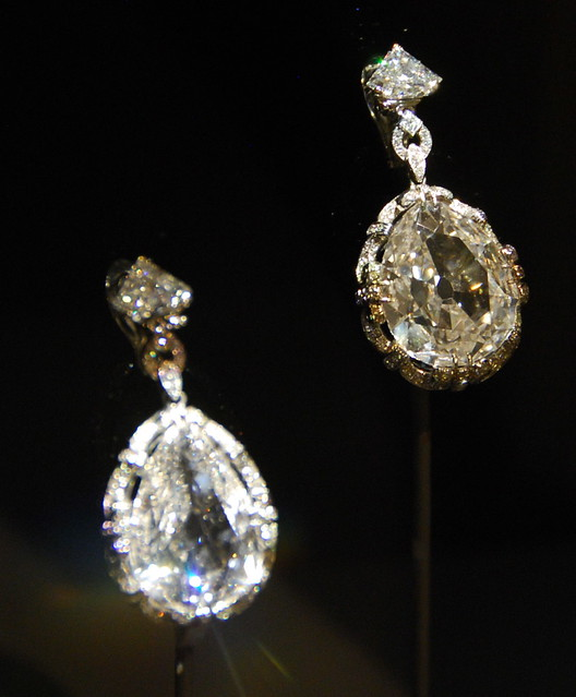 Shopping For Jewelry Marie Antoinette Earrings | Flickr - Photo Sharing!