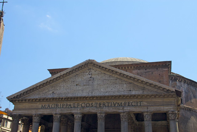 Pantheon (Church of St. Mary and the Martyrs), Rome