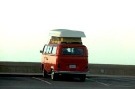 VW Love, California Coast
