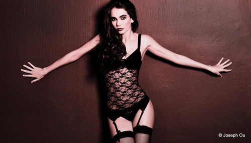 Model Portfolio: Salome by Joseph.Ou
