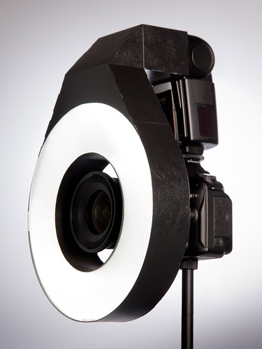 My DIY Ring Flash Adapter