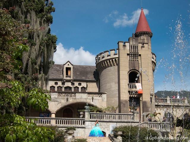 Il Castello in Medellin