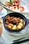 Beef Brisket Hot Pot at Fusion Cafe in Eastwood